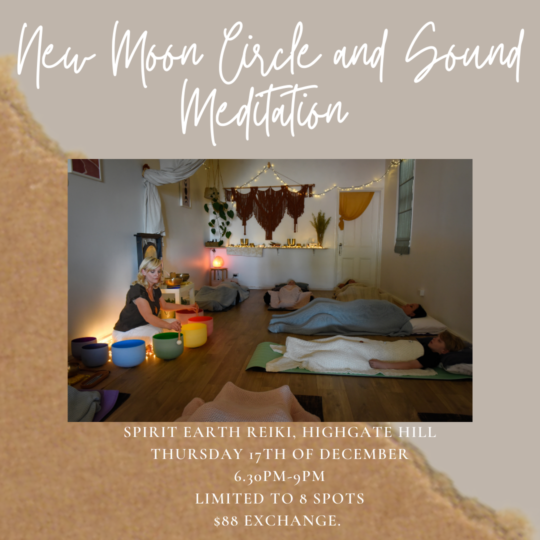 Pure Presence Sound Meditation Brisbane November 2020